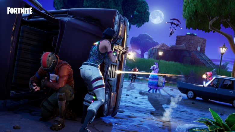 Fortnite new patch