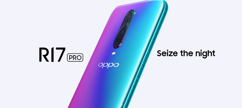 Oppo R17 pro launching today at 8pm in India: Seize the Night Ultra Night Mode
